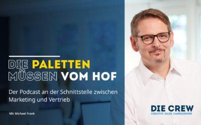 Der Podcast an der Schnittstelle zwischen Marketing und Vertrieb.- ab 15.11.