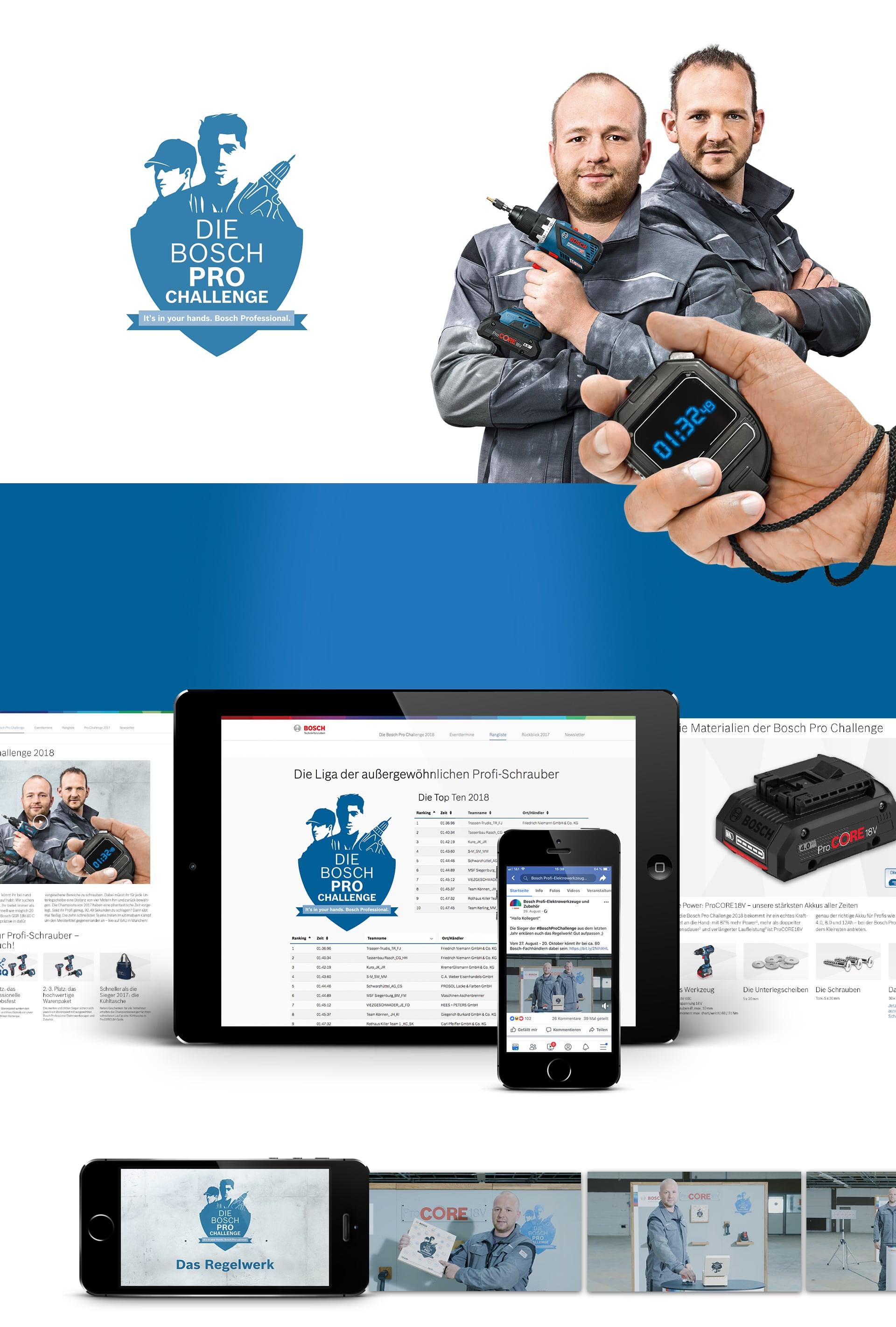 Case Bosch Pro Challenge