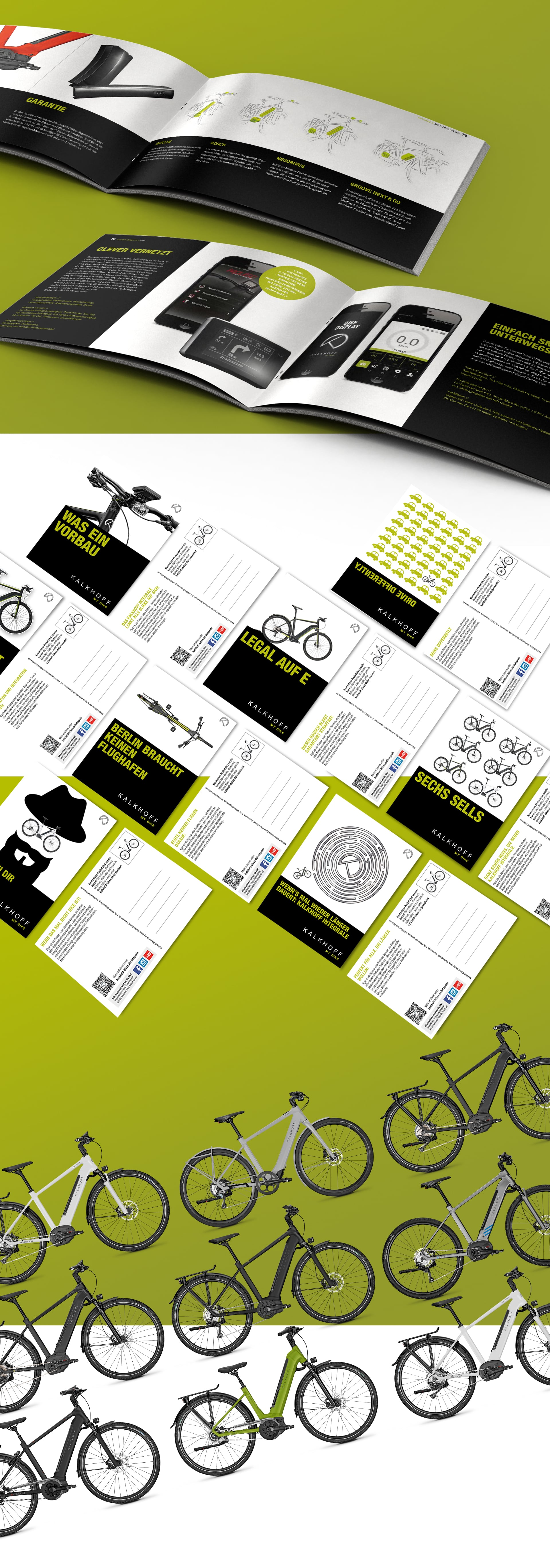 Case Kalkhoff Integrale Fahrrad